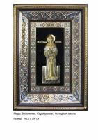 Икона Святой Матроны Блаженной (40.5х29)