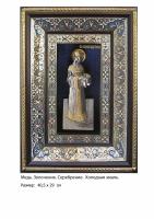 Икона Святой Равноапостольной царицы Елены (40.5х29)