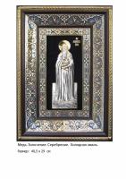 Икона Пресвятого Агапита Печерского (40.5х29)