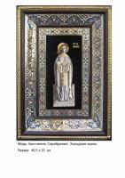 Икона Преподобномученицы Параскевы Римской (40.5х29)  (П-07)