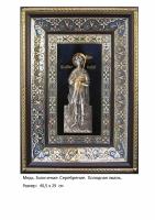 Икона Святого Великомученика Валерия  (40.5х29)