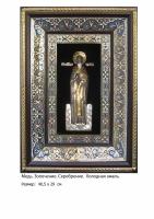 Икона Святого Великомученика Евгения  (40.5х29)
