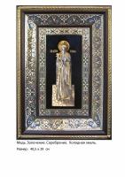 Икона Святой Великомученицы Ирины (40.5х29)