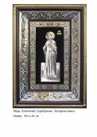 Икона Великомученицы Варвары (40.5х29)