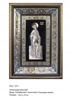 Икона Александра Невского (АН-03)(40.5х29)