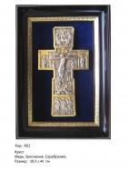 Икона Крест К-02 (28.5х40)
