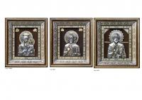 Комплект из трех икон (МБ09+ВД04+НЧ06)