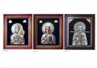 Комплект из трех икон (МБ11+ВД06+НЧ07)