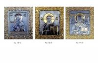 Комплект из трех икон  (МБ41+ВД15+НЧ10)  (КТ-06)