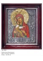 Икона Божьей Матери Владимирской (35х39.5)  (МБ-01)