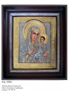 Икона Божьей Матери Тихвинской (31х35)  (МБ-03)
