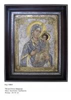Икона Божьей Матери Иверской  (МБ-04)