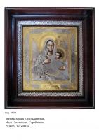 Икона Божьей Матери Козельщанской (МБ-06)