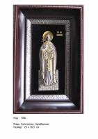 Икона Святой Параскевы-Пятницы (29Х18.5)  (П-06)