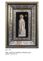 Икона Святой Параскевы-Пятницы (40.5х29)  (П-07)