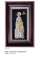Икона Сергия Радонежского (29Х18.5) (СР-05)