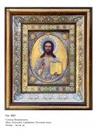 Икона Господа Вседержителя (35х41)  (ВД-05)