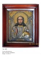 Икона Господа Вседержителя (31х36)  (ВД-09)